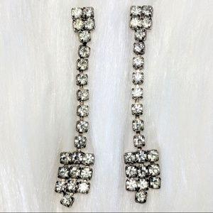 Jewelry - Art-Deco Drop Earrings